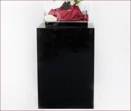 Sockel für Lostrommel oder Glastresor