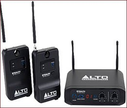 Alto Stelth Wireless - Audio Funk Übertragung