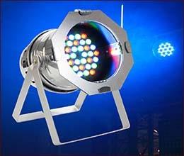 LED Par 64 / Studio Spot's