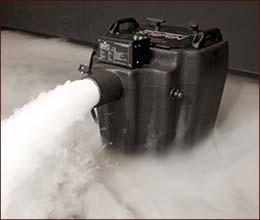 Boden Nebel Maschine
