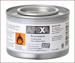 Brennpaste für Chafing Dish