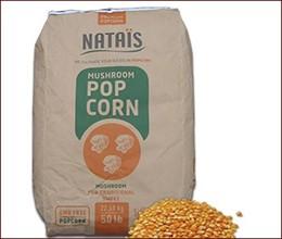Popcorn Moshroom Mais (1 Kg)